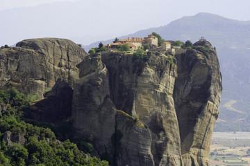 """Suspended in the Air"" Monasteries of Meteora, Greece"
