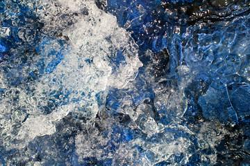 fondo abstracto de agua