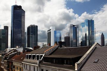 Frankfurt/Main, old vs. new 01
