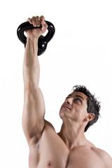 Esercizio di body building