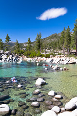 Sand Harbor Lake Tahoe