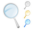 Search Magnifying Glass Icons