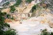 Carrara Marmor Steinbruch - Carrara  marble stone pit 13