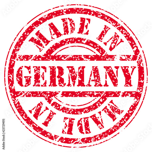 Made in Germany Stempel