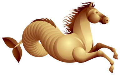 Sea horse, Mythical  hippocamp