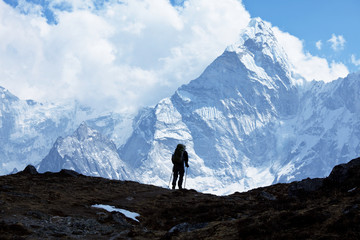 Hike in Himalayan