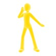 calling_yellow