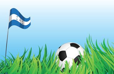soccer playground, honduras