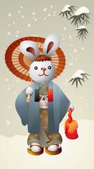 Japan Rabbit