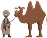 conductor and camel poster
