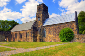 Saint Paul` Church,Jarrow