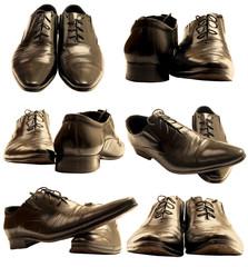 Stylish man's footwear