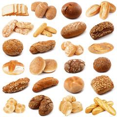 24 tipi di pane