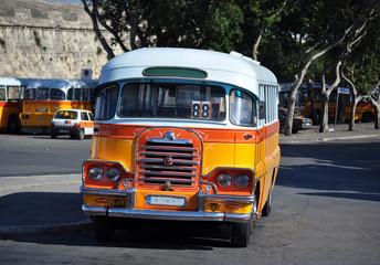 Bus tipici di Malta