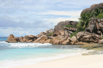 Grand Anse LaDigue 4