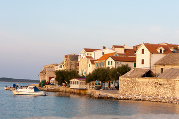 Primosten, Küstenstadt in Kroatien