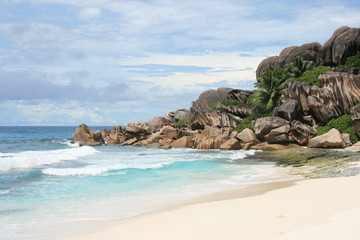 Grand Anse LaDigue 6