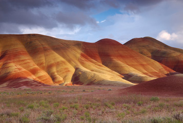 Evening, Painted HIlls