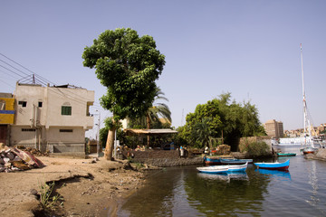 nubian village in aswan