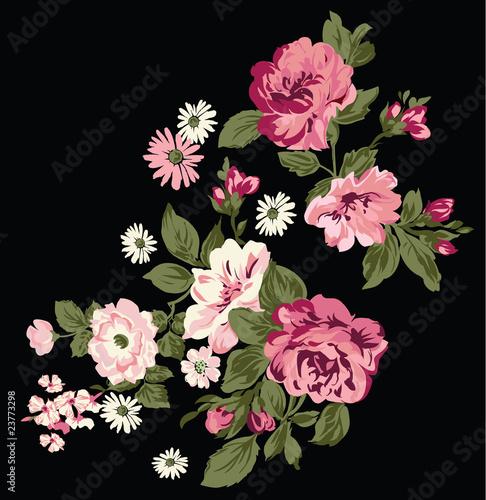Classic Rose Motif