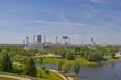 Ausblick vom Olympiaberg
