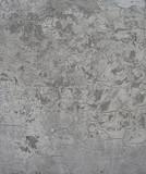 dirty worn wall crack vein paint light dark gray poster