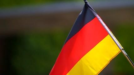 wehende Flagge am Mast 1280x720 720p 33 Sekunden