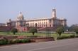 Parlamentsgebäude Delhi, Indien