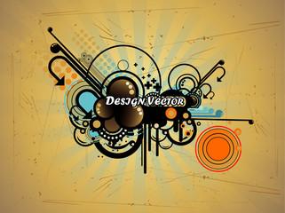 grunge vector illustration © chispas