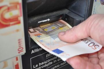 Accettatore di banconote