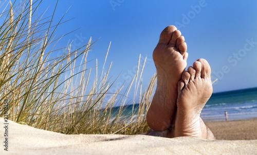 Fototapeten,mann,strand,meer,entspannung