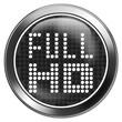 retro button full HD icon