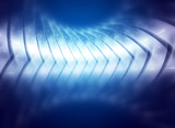 Fototapety Fade blue, abstract background for creative design
