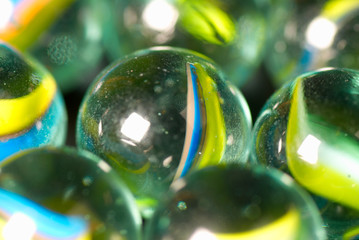 Marbles background