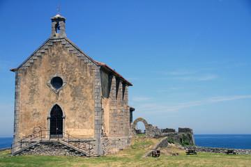 Eglise Santa Katalina - Mundaka - Espagne