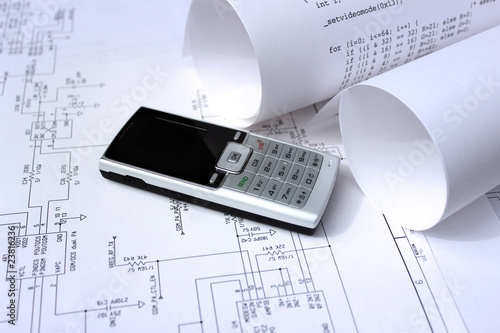 mobile phone technology design