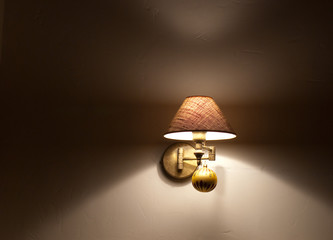 Soft light sconce