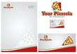 Corporate Design - Pizza