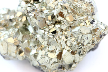 Isolated Pyrite 1
