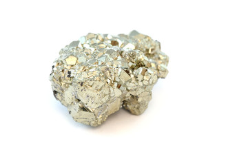 Isolated Pyrite 4