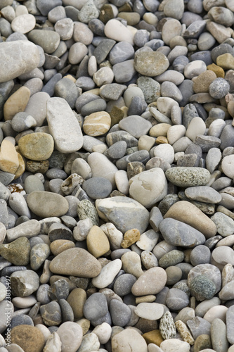 Hintergrund - Kieselsteine