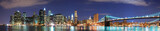 New York City Manhattan skyline panorama - 23840899