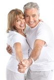 Fototapety seniors couple