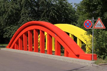 Pfinzbrücke Durlach