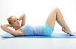 Fitness Bleu
