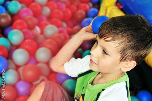 fun in ball pool