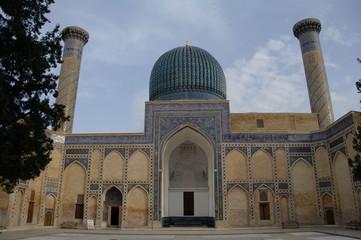 mausole Tamerlan Samarkand ensemble 2