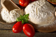 dough for pizza - preparazione pizza