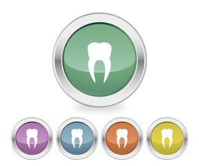 Cerchio Verde Dente