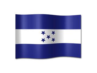 Honduras Fahne